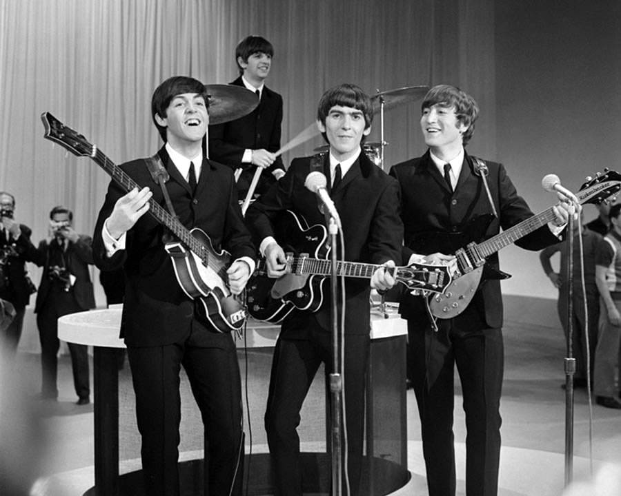 How did the Beatles get so good at writing and playing music - lots of practice.