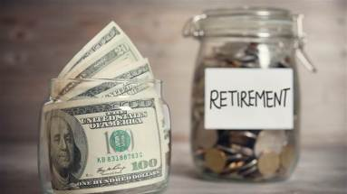 Money and retirement