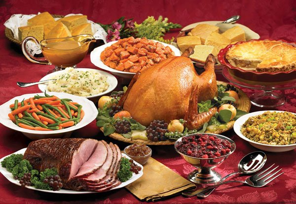 Thanksgiving Dinner is a special event that should be enjoyed.