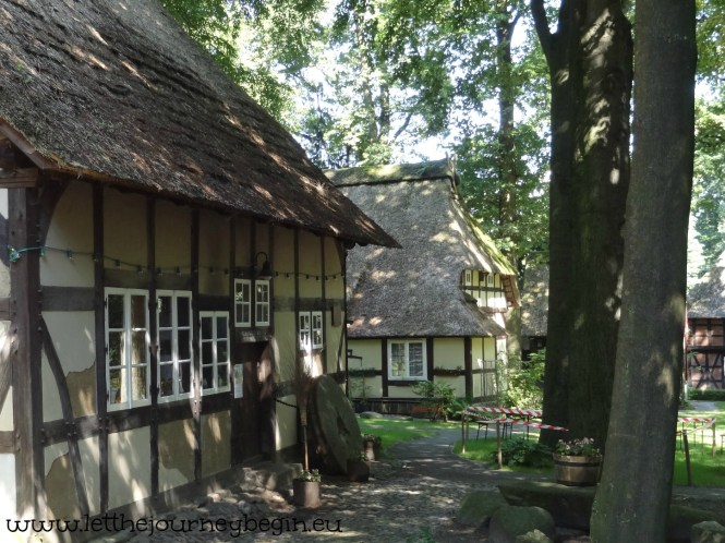 "An open air museum where we learned the meaning behind such old German phrases as ""everything's in butter"""