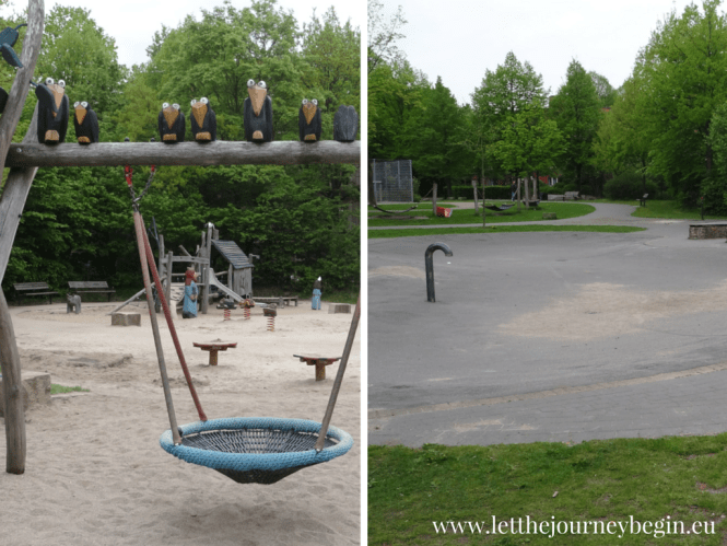 Playground in Altona 2