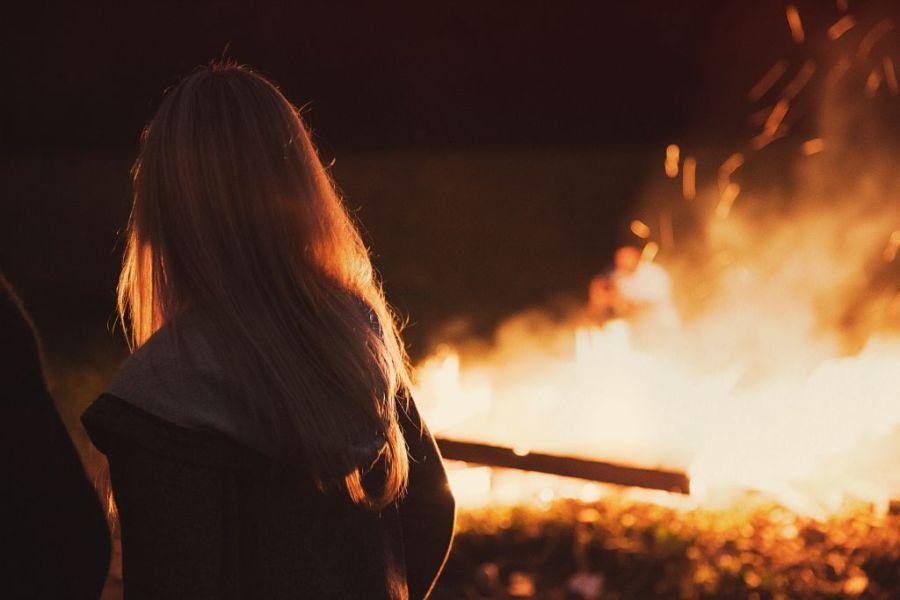 Midsummer in Latvia | bonfires