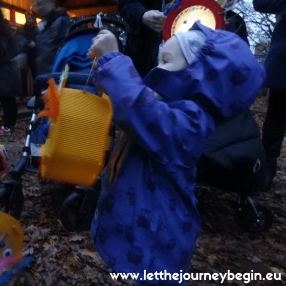 lantern show