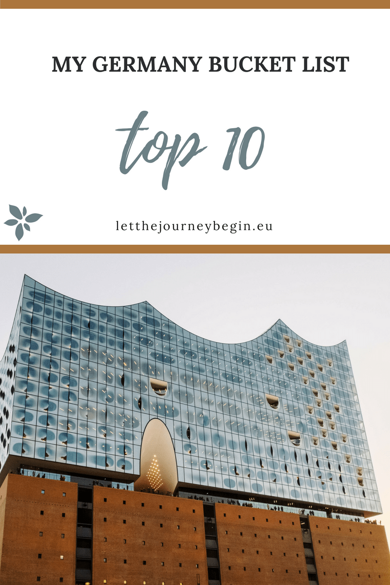 Here are 10 thingsthat I still want to see, do or experiencein the country that I currently call home: click to read my Germany bucket list!