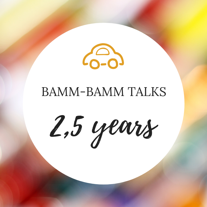 Bamm-Bamm Talks: 2,5 Years - story of a late language explosion