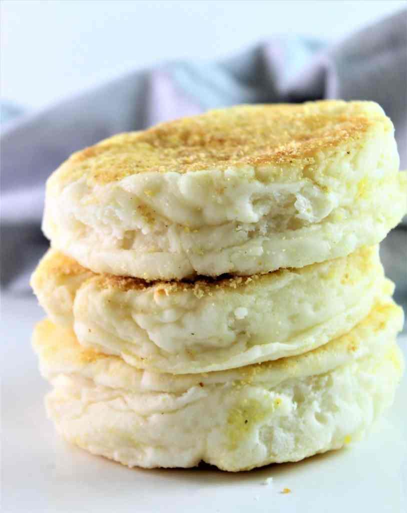 gluten free English muffins