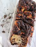 gluten free chocolate babka