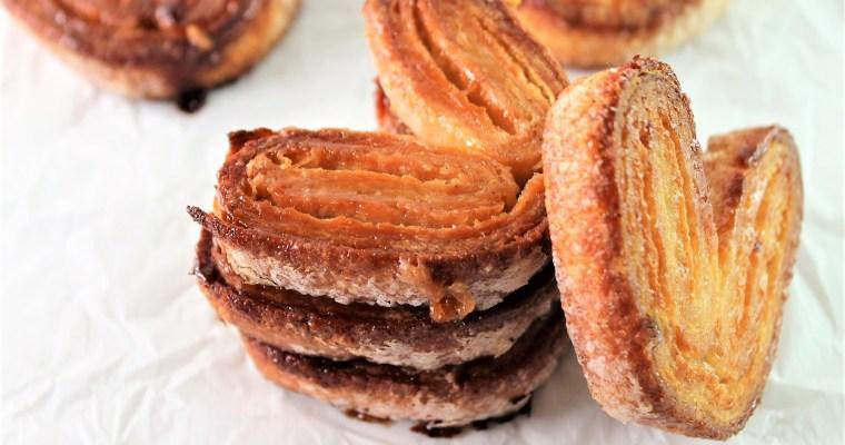 Gluten Free Palmier