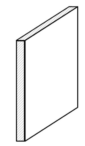 PVC sur-mesure panneau publicitaire enseigne signalétique décoration petit prix livraison gratuite