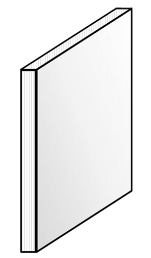 plexiglass sur-mesure panneau publicitaire enseigne signalétique décoration petit prix livraison gratuite