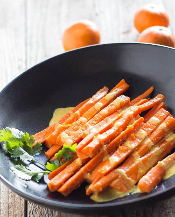 how to cook carrots for curry