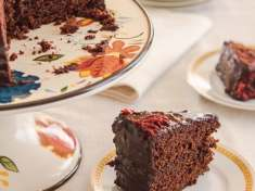 Red Velvet Chocolate Beet Cake | Letty's Kitchen