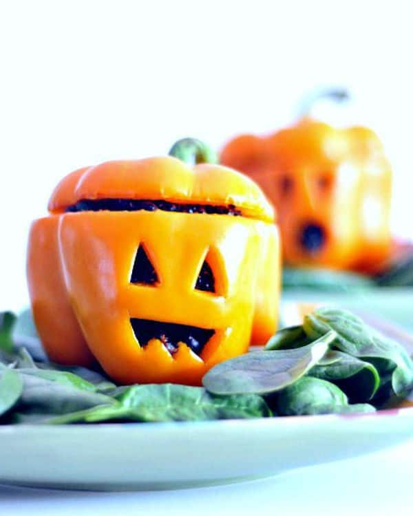 16 Healthy Vegetarian Halloween Picks