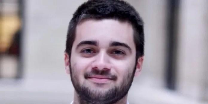 Paul, étudiant en design, a été stagiaire au MIT.