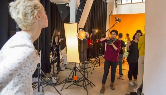 Pour devenir photographe, une formation est conseillée. //©Alain Beulé