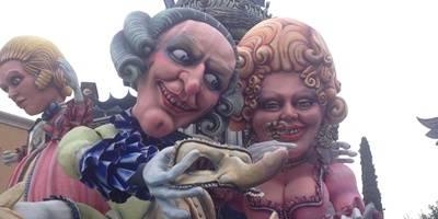 Il Carnevale è arrivato a Putignano