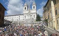 Roma pedonalizzazione centro storico