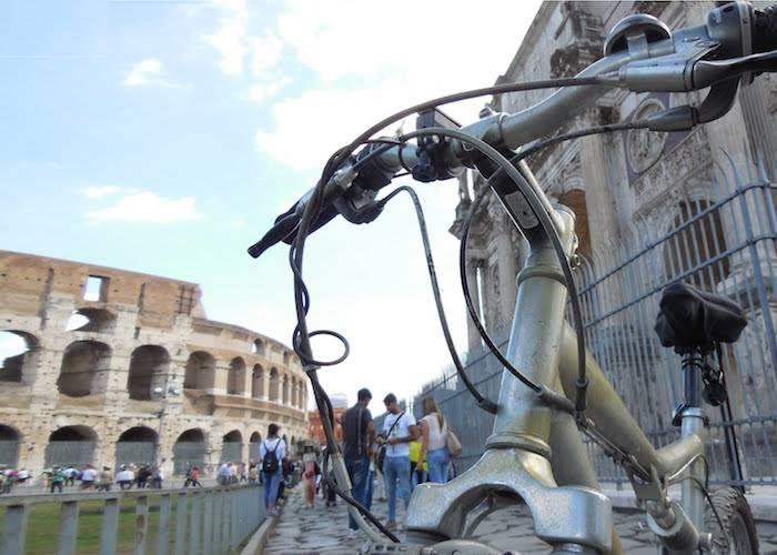 Roma In Bicicletta