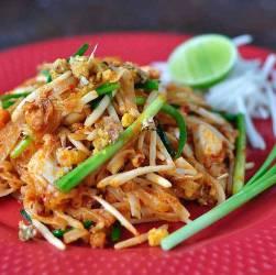Corsi di cucina thailandese: pad thai