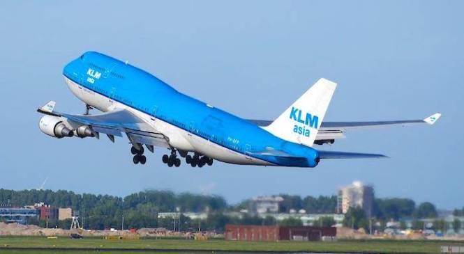 KLM vola verso il Costa Rica