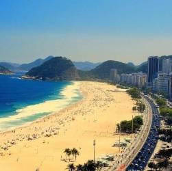 Migliori spiagge di Rio de Janeiro: Copacabana