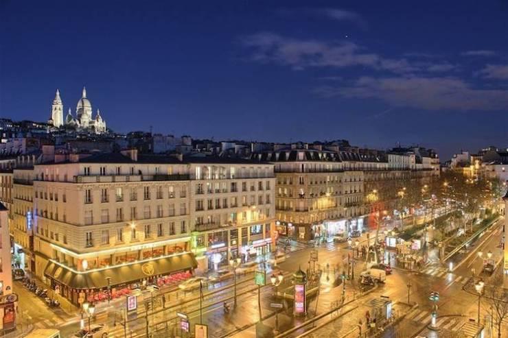 Hotel Villa Royale Parigi