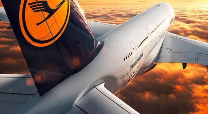 Si vola fino in Sudafrica con Lufthansa