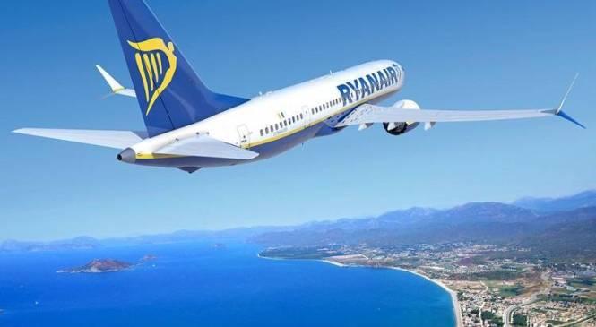 Ryanair da Bergamo a Belfast