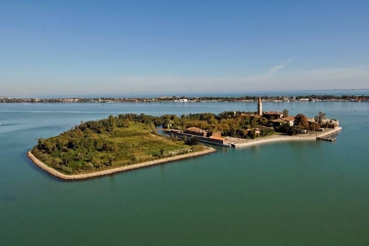 Luoghi da brivido in Italia: Isola di Poveglia, Venezia