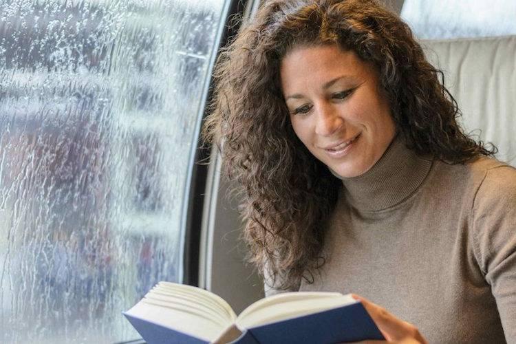 leggere in treno