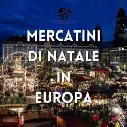 Mercatini di Natale in Europa