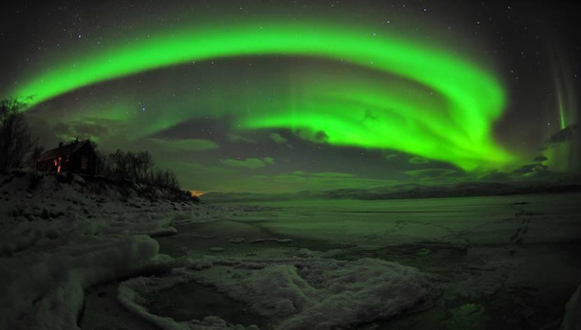 Viaggi organizzati per ammirare l'aurora boreale