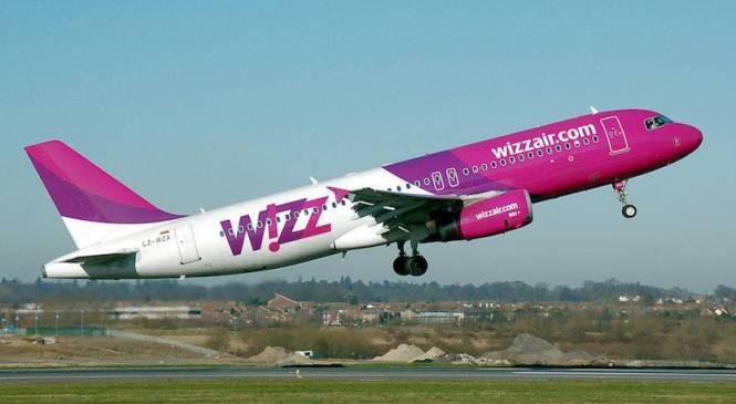 Grande novità da Wizz Air