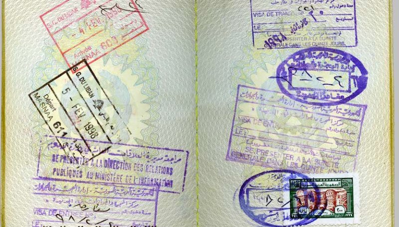 passaporto italiano visti