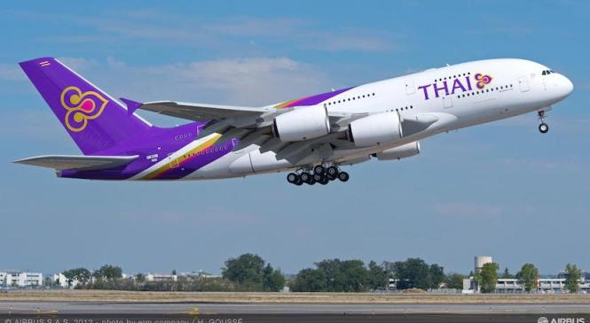La Thai Airways aumenta i voli per Bangkok