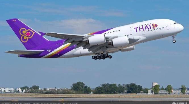 La Thai Airways aumenta i voli per Bangkok