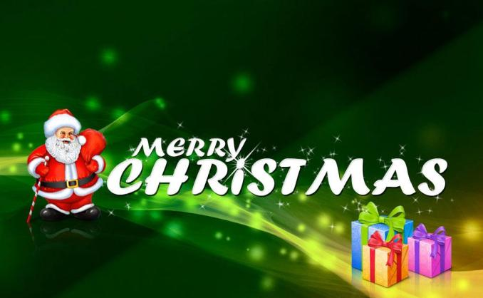 Merry Christmas Free HD Wallpapers - Let Us Publish