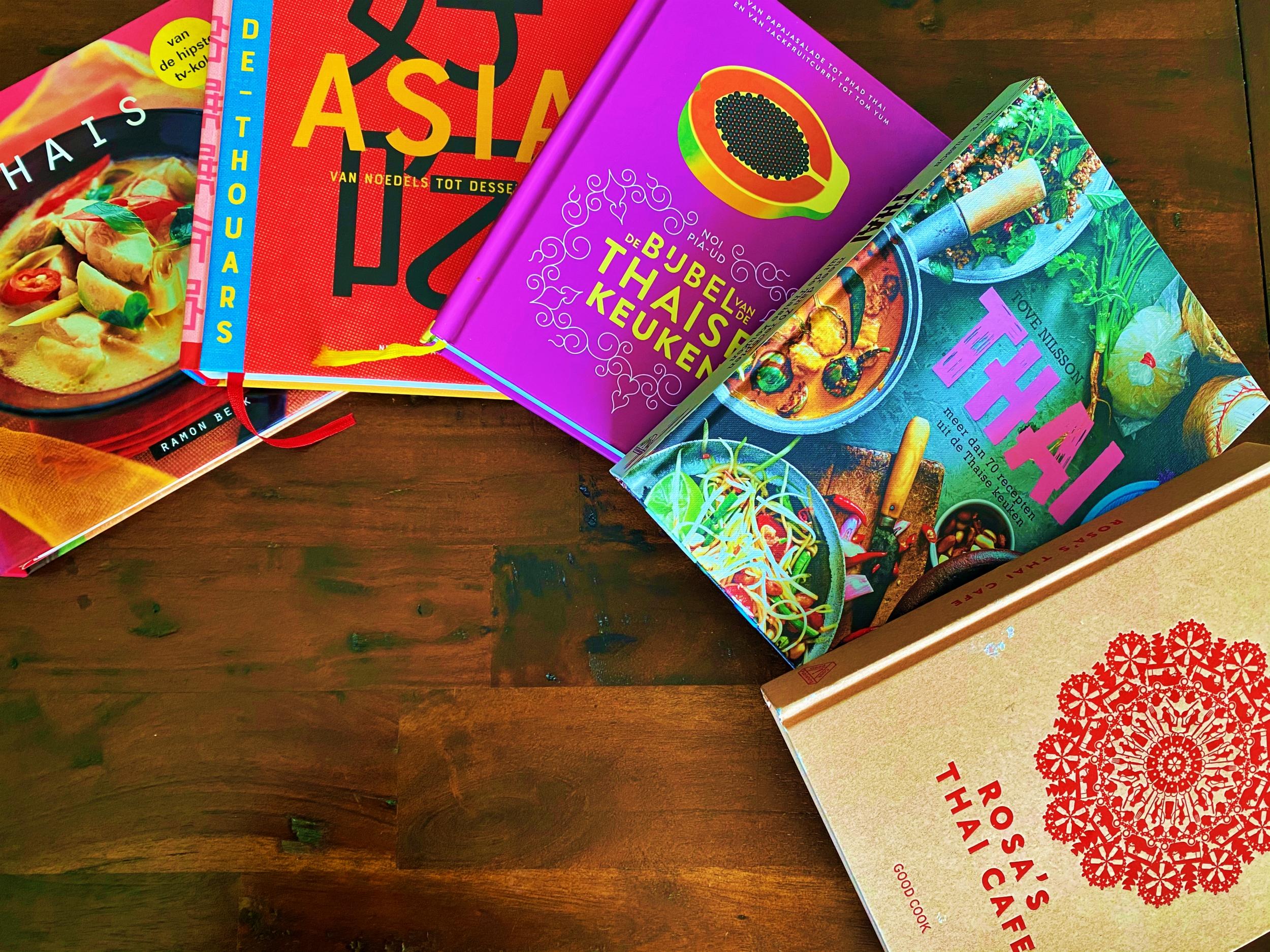 Thaise Kookboeken 5x Beste Boeken Met Gerechten Uit Thailand
