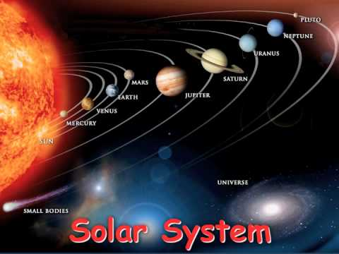 How many planets are there in the solar system Science