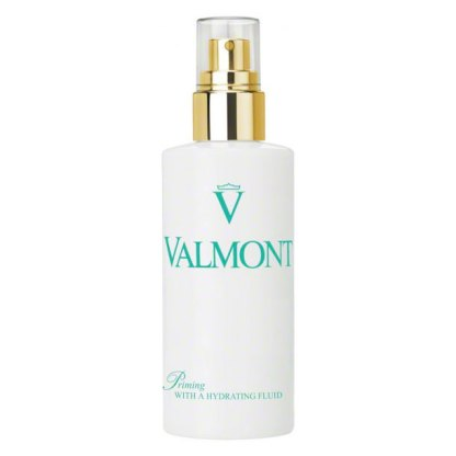 Valmont Priming with a hydrating fluid