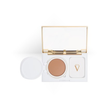 Valmont Perfecting Powder Cream Warm Beige SPF 30
