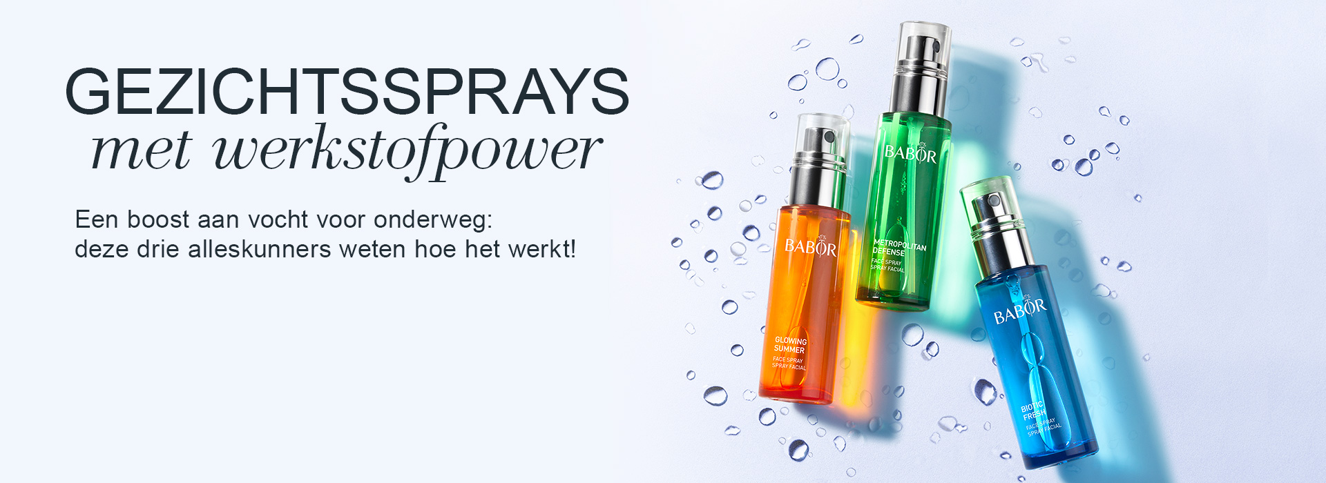 Babor Face Spray
