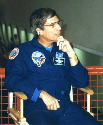 KSC ISS Center John Blaha