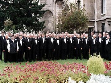 Concertreis Parijs