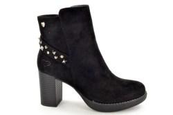 Fabs Boots Zwart
