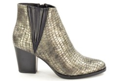 Fabs Boots Pewter
