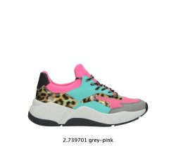 Claudia Ghizanni Dad sneaker Pink
