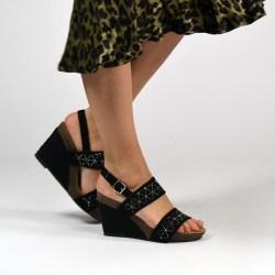 Fabs sandaal Zwart