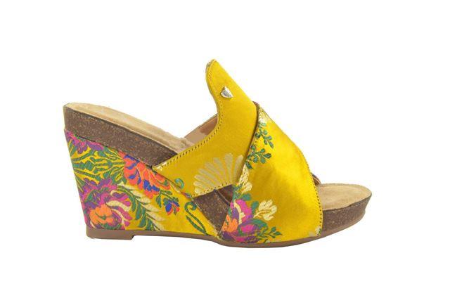 Fabs sandaal geel
