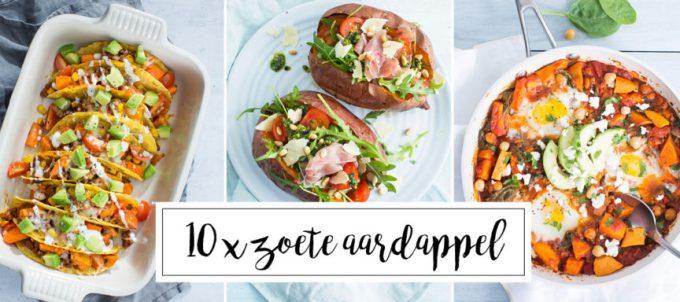 10 x sweet potato recipes